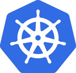 Google Cloud Kubernetes Icon