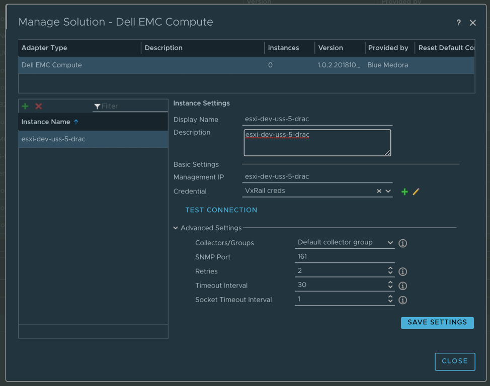 Analyzing Dell EMC VxRail performance with vRealize and Blue Medora