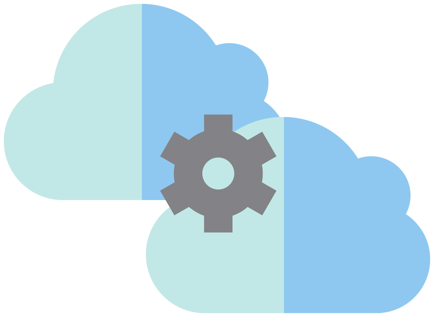 Monitor Microsoft Azure Virtual Network in Google StackdriverEasy to Start, Learn more, Logo, Cloud